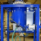 Side view: Pinch valves in filling plants and for dosing technology