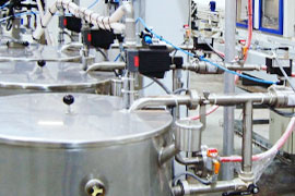 The chemical industry relies on safe pinch valve solutions