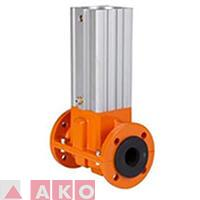 Rubber Valve OV015.03.30PA from AKO