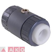 Rubber Valve VM010.02X.70.80 from AKO
