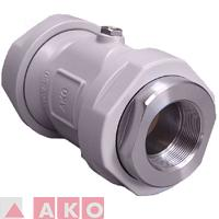 Tube Valve VMF032.02X.50.30LX from AKO