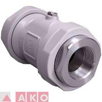 Rubber Valve VMF032.03X.50.30LX from AKO