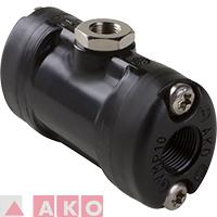 Rubber Valve VMP010.01XK.72 from AKO